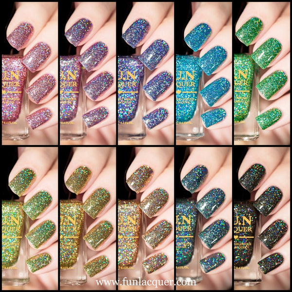 F.U.N Lacquer 6th Anniversary Collection