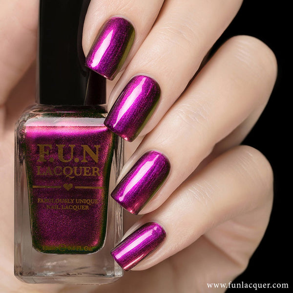 Fun Lacquer Celebrate Multi-Chrome 3