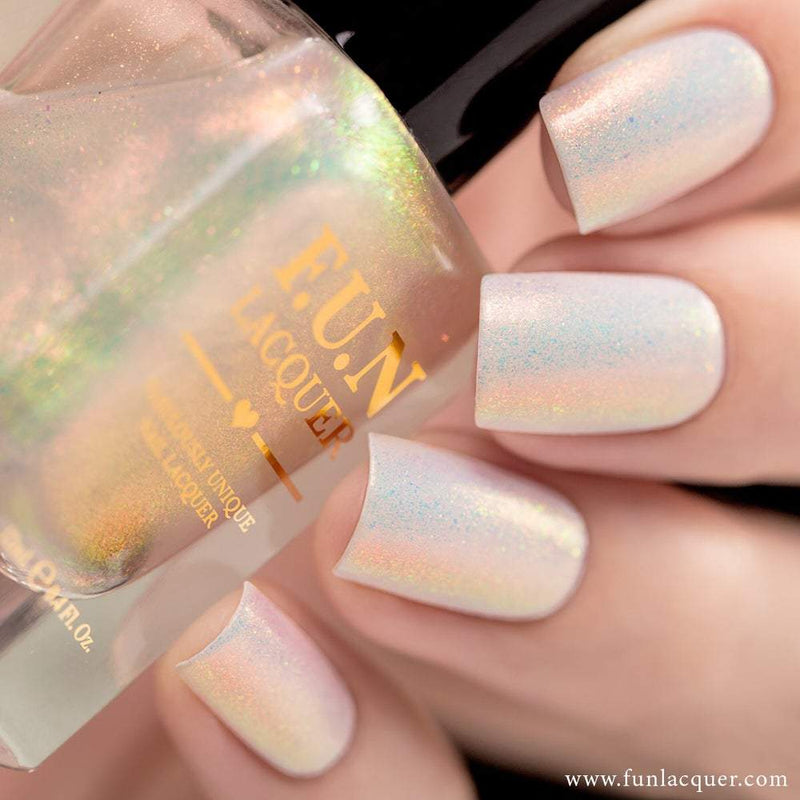 Unicorn Nails Magic Color Shifting Topper