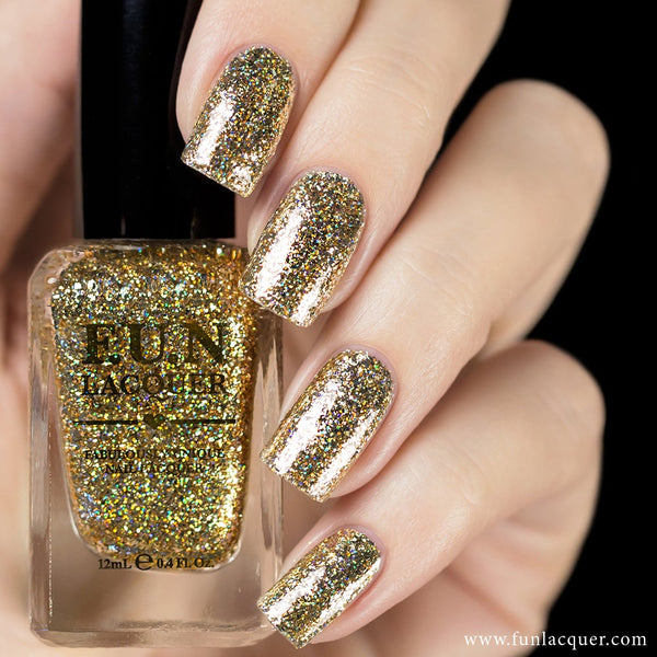 King Chrome Holo Nail Polish