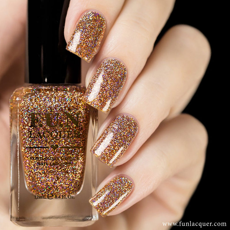 Royal Chapel Holographic Glitter Polish