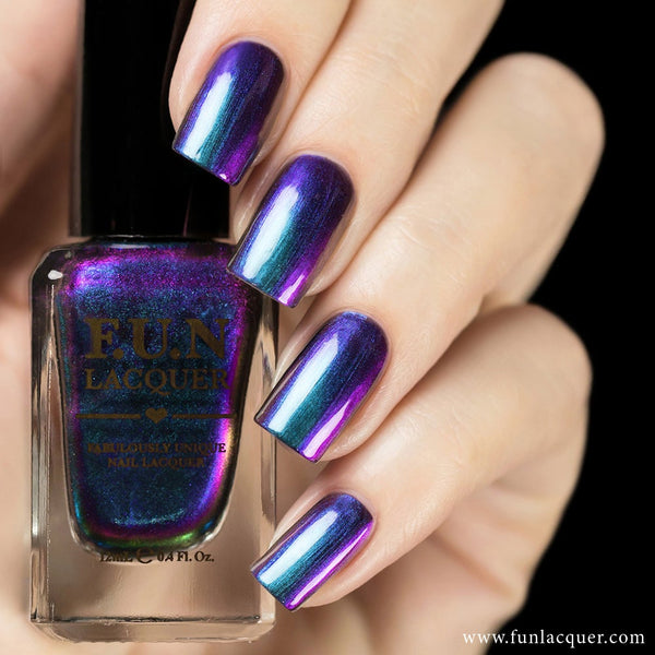 Fun Lacquer Eternal Love Multichrome