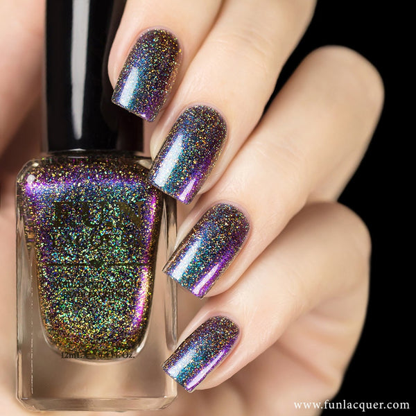 Fun Lacquer Eternal Love H Holographic Multichrome