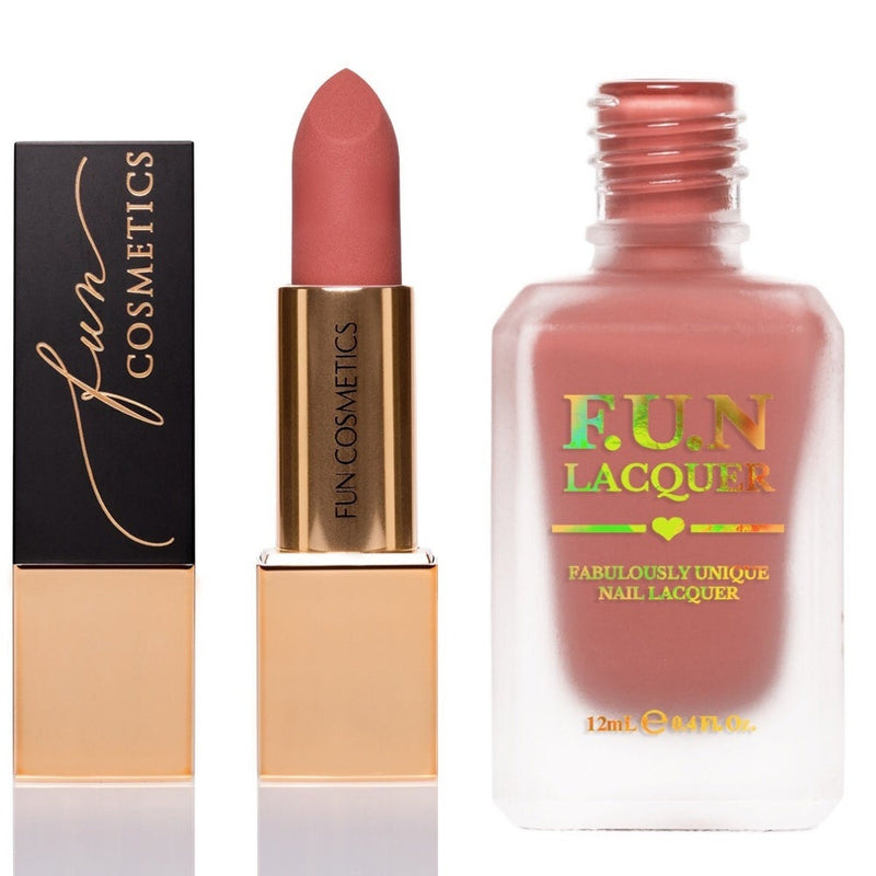 First Choice 317 Lip & Nail Duo