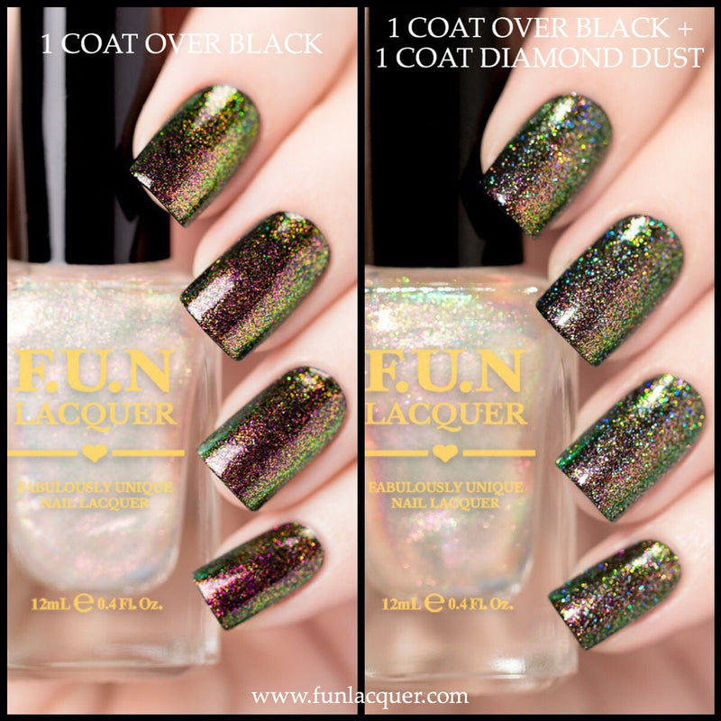 Divine Color Shifting Unicorn Top Coat