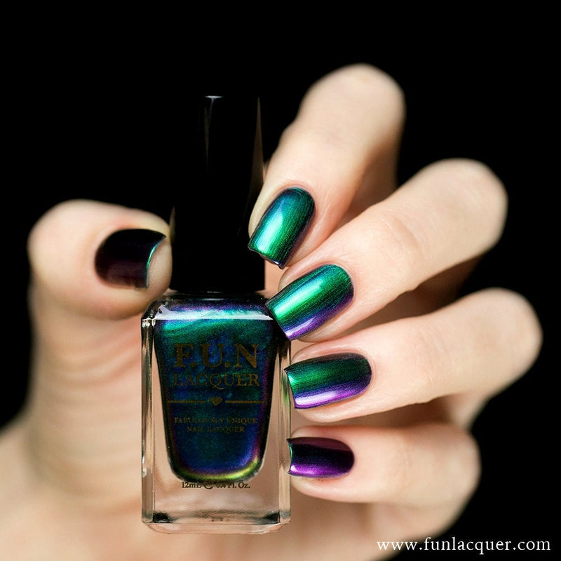 Blessing Multichrome Color Shifting Nail Polish