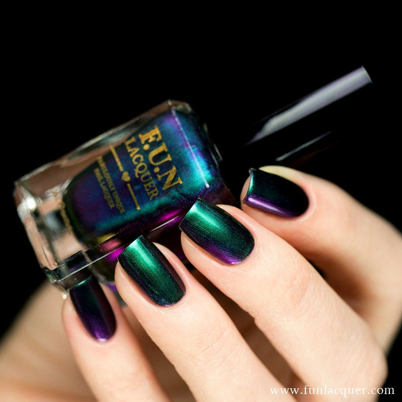 Blessing Best Multichrome Color Shifting Nail Polish