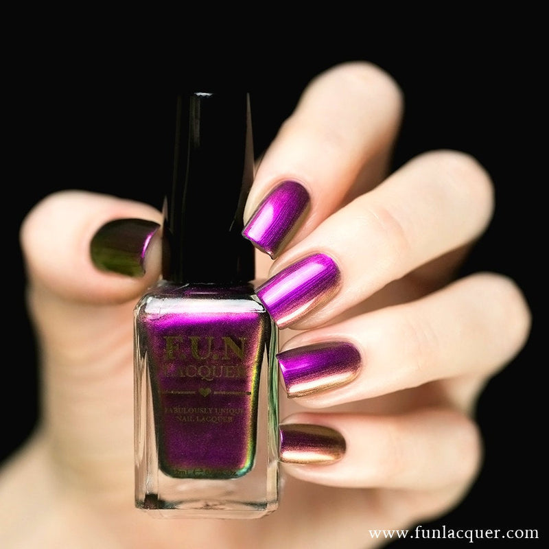 Fun Lacquer Celebrate Multi-Chrome 4
