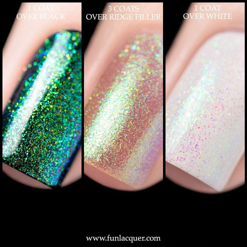 Elysium Color Shifting Iridescent Unicorn Top Coat