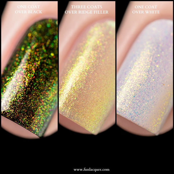 Unicorn Skin Color Shifting Top Coat