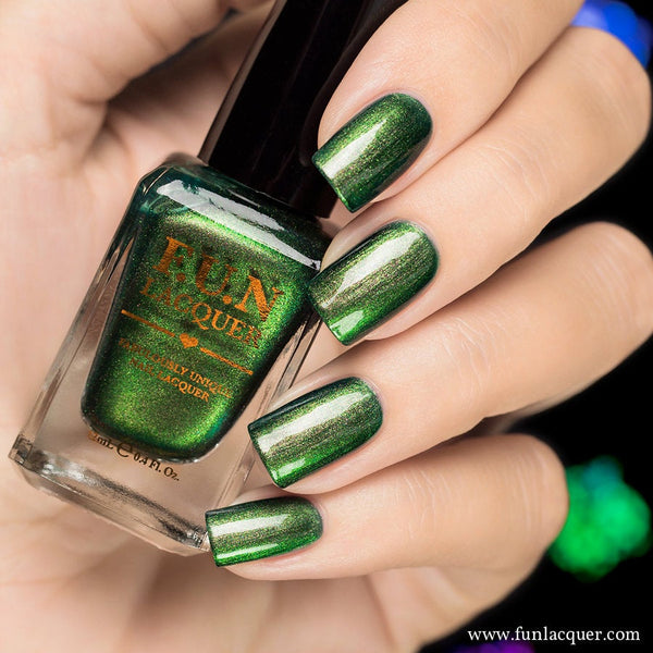 Fun Lacquer Multichrome Desires 2