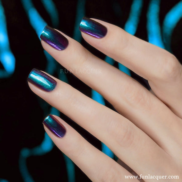Fun Lacquer Eternal Love Multi-chrome 2