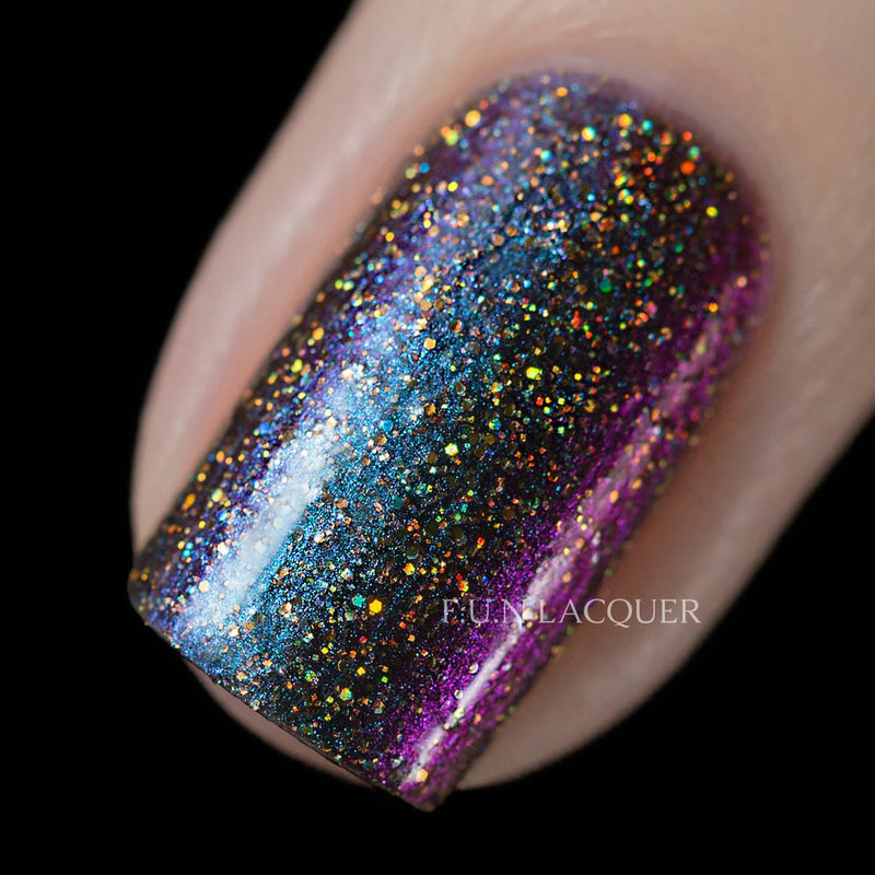Fun Lacquer Eternal Love H Holographic Multichrome 5