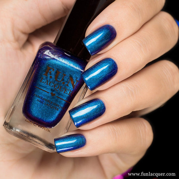 Fun Lacquer Frost Multichrome 2