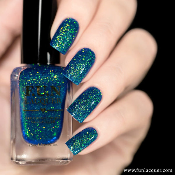 Northern Lights Color Shifting Nail Polish