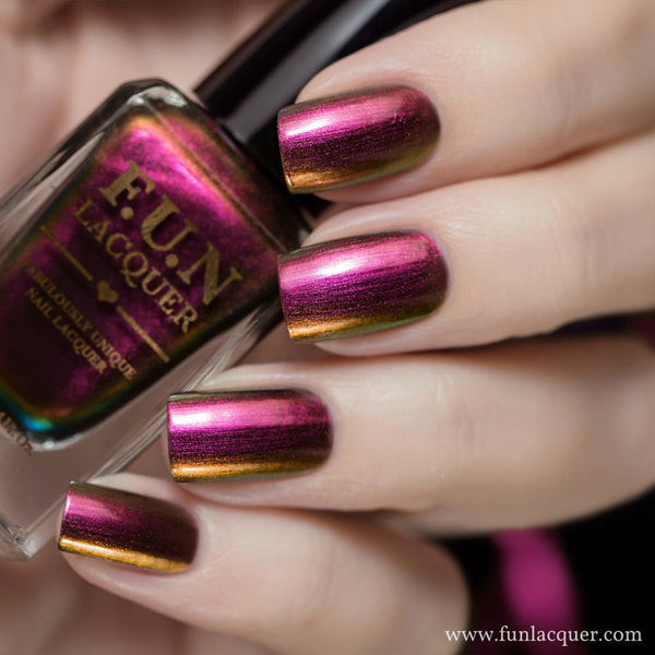 Unconditional Love Multichrome Nail Polish 1