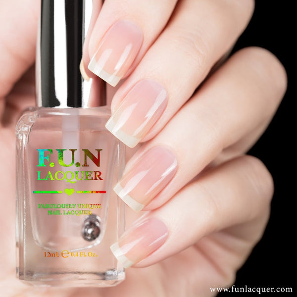 Double Use 2-in-1 Base & Top Coat