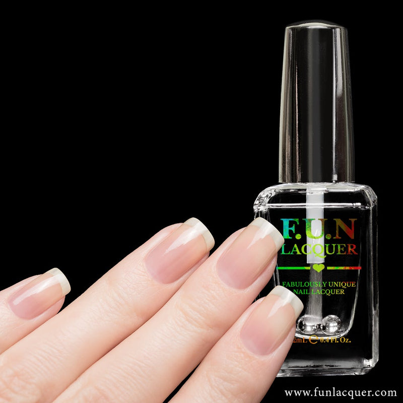 Be On Top! 5-Free Quick Dry Glossy Top Coat