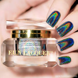 Holo President Holographic Powder for Holo Chrome Nails