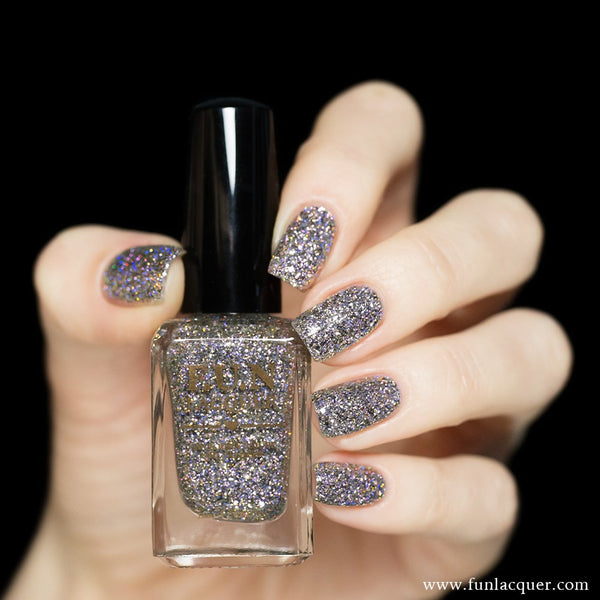 King Chrome Holographic Glitter Nail Polish