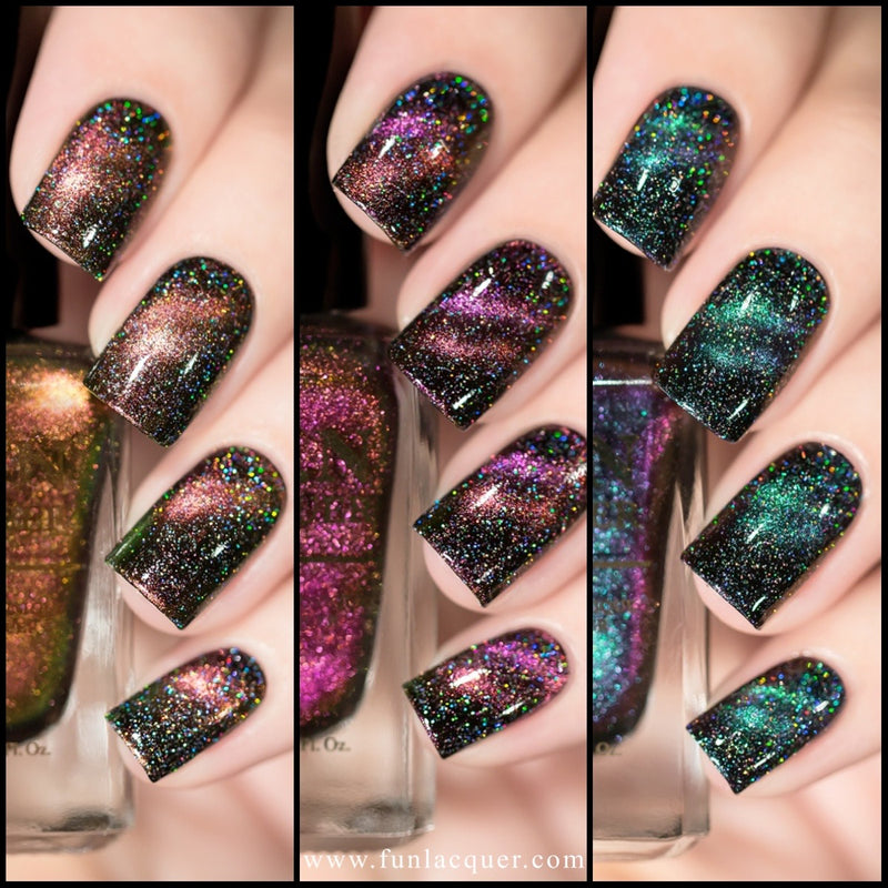 4th Anniversary Collection Multichrome Magnetic Nail Polish