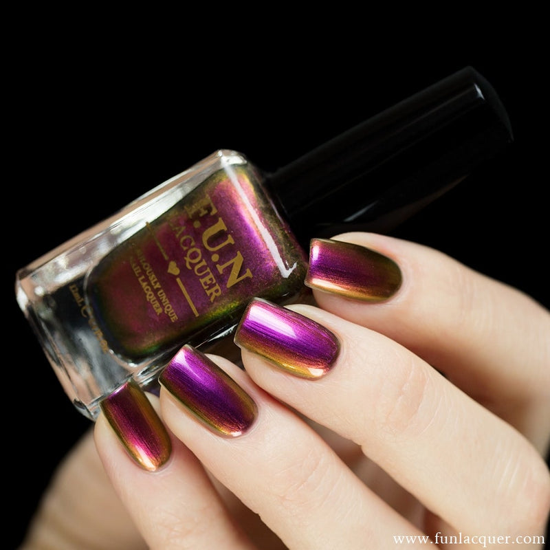 Unconditional Love Multichrome Nail Polish 4