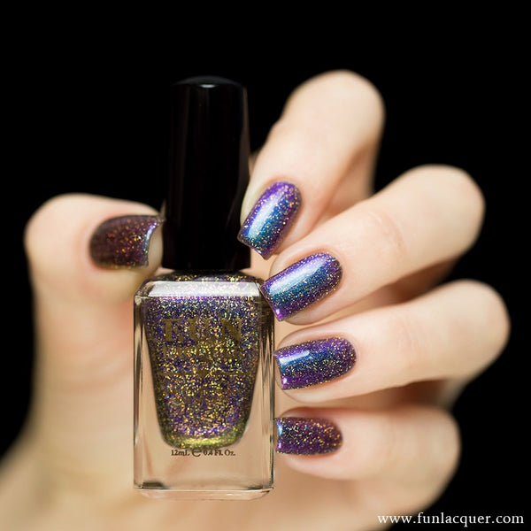 Fun Lacquer Eternal Love H Holographic Multichrome 2