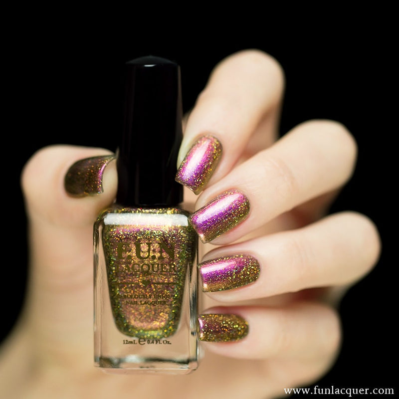 Unconditional Love Multichrome Nail Polish 2