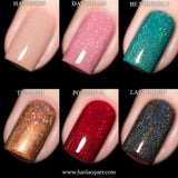 Sveta Sanders Collection Holographic Nail Polish 1