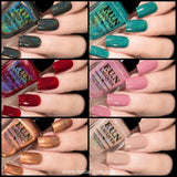 Sveta Sanders Collection Holographic Nail Polish 3
