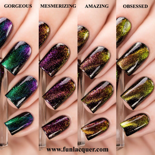 Pre-Celebration Collection Multichrome Magnetic Nail Polish
