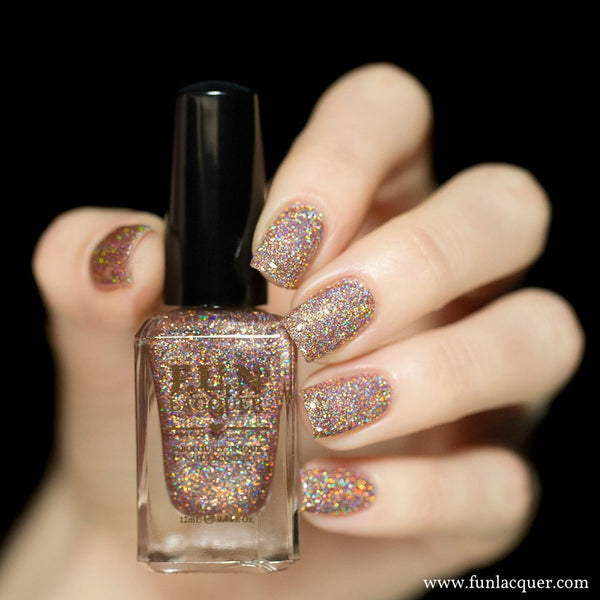 Royal Chapel (H) Holo Glitter Nail Polish