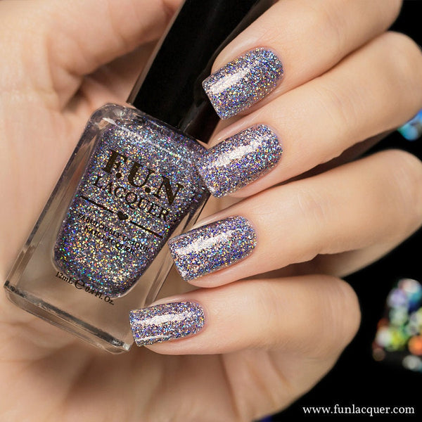 The Art of Sparkle (H) Holo Glitter Nail Polish