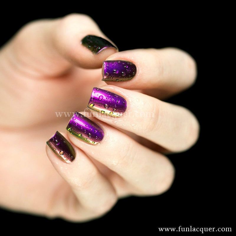 Fun Lacquer Celebrate Multi-Chrome 2