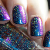 Fun Lacquer Frost H Holographic Multi-chrome 5