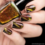 Amazing Multichrome Magnetic Galaxy Nail Polish