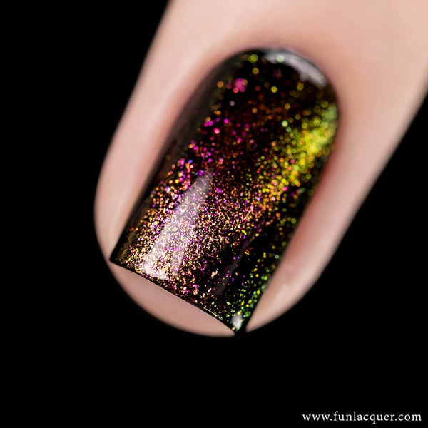 Amazing Multichrome Magnetic Cat Eye Nail Polish