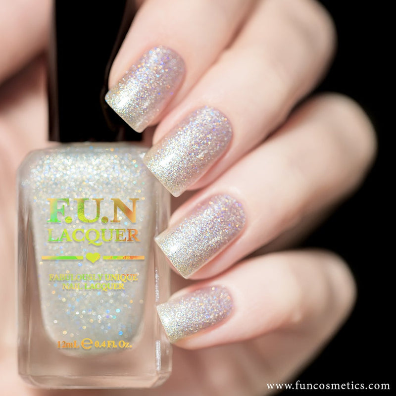 Chemistry 017 Color Shifting Shimmer Nail Polish 3