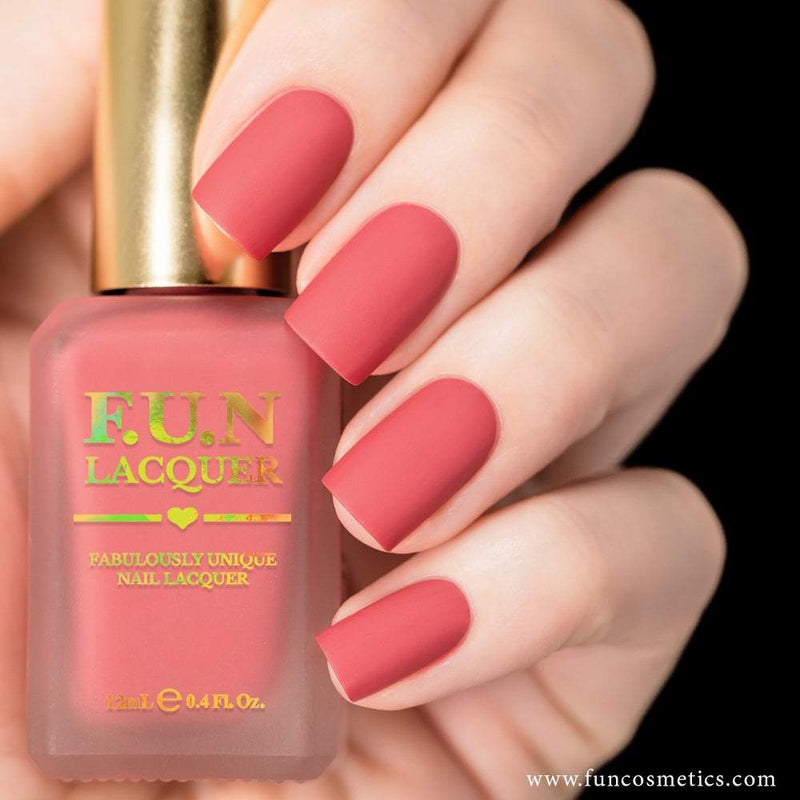 Sweet Lover 318 Matching Pink Nail Polish