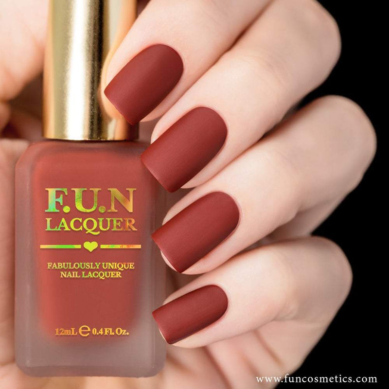 Passion 461 Matching Red Blood Nail Polish