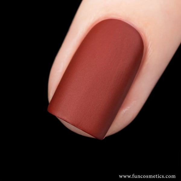 Passion 461 Soft Touch Matte Nail Polish