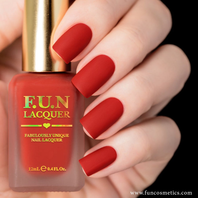 Classic 959 Matching Red Nail Polish 4