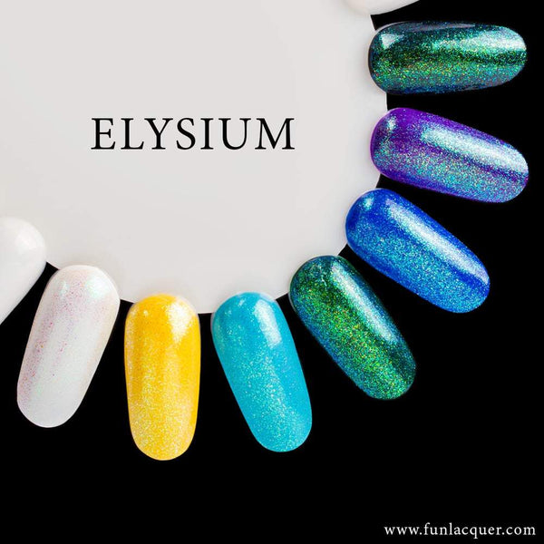 Elysium Color Shifting Unicorn Top Coat