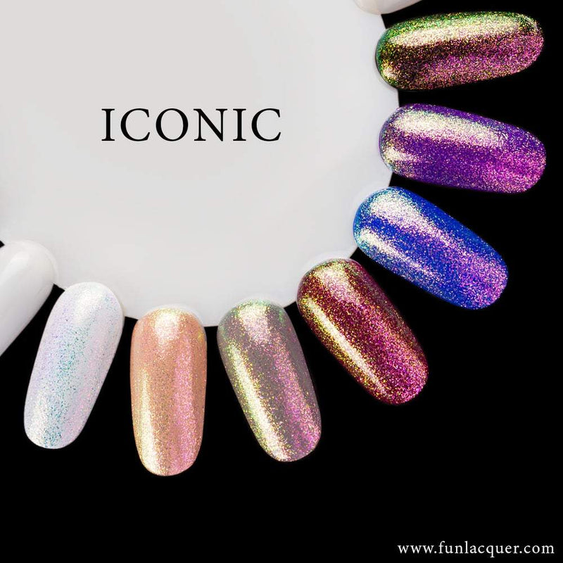 Iconic Color Shifting Unicorn Top Coat