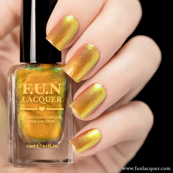 Beetle Color Shifting Iridescent Nail Polish