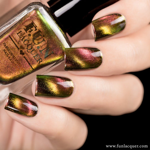 Harmony Multichrome Magnetic Galaxy Nail Polish