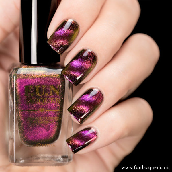 Incredible Multichrome Magnetic Nail Polish