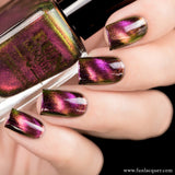 Incredible Multichrome Magnetic Cat Eye Nail Polish