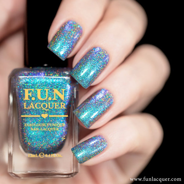 Magician Color Shifting Holographic Nail Polish