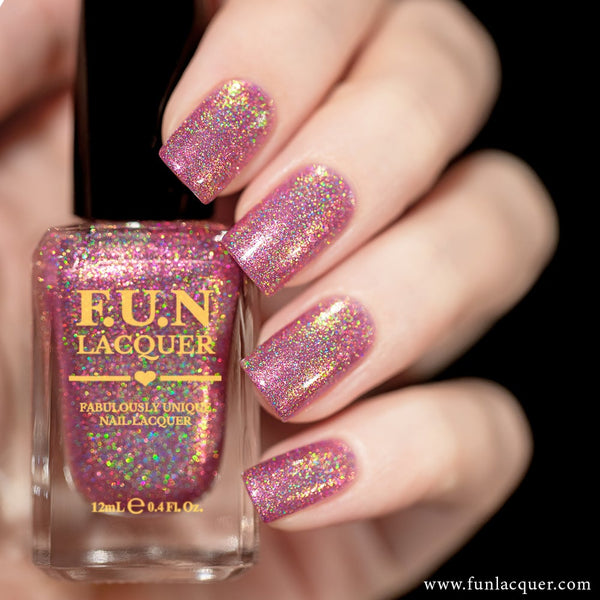 Phoenix Color Shifting Holographic Nail Polish